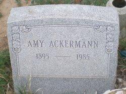 Amy Ackerman