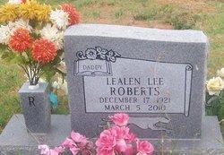 Lealen Lee Roberts