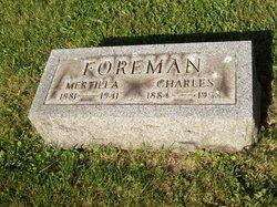 Charles V Foreman