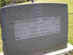 Theresa <i>Balegno</i> Bollea