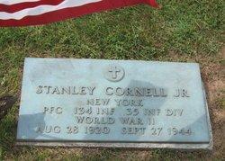 Stanley Cornell, Jr