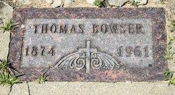 Thomas Bowser