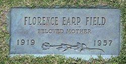 Florence O <i>Earp</i> Field
