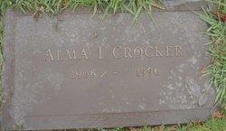 Alma Irene Crocker