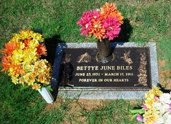 Bettye June Biles