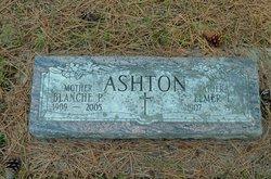 Elmer Isaac Ashton