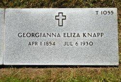 Georgianna Eliza <i>Pierson</i> Knapp