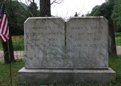 Mary L <i>Gibbs</i> Abbott
