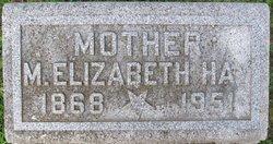 Mary Elizabeth <i>Lamb</i> Hay