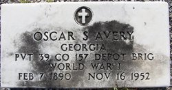 Oscar Sanders Avery