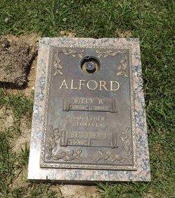 Billy R. Alford