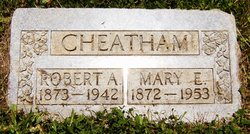 Mary Elena <i>Butts</i> Cheatham
