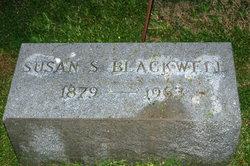 Susan <i>Starling</i> Blackwell