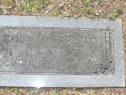 Daisy M <i>Bonds</i> MacFarland