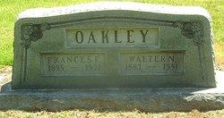 Walter Nuett Oakley