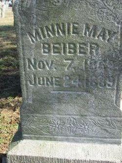 Minnie May Bieber