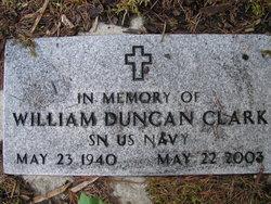 William Duncan Clark