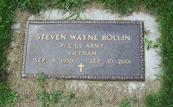 Steven Wayne Bollin