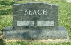 Wilma Catherine Meemaw <i>Heflin</i> Beach