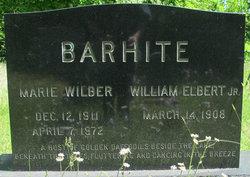 William Elbert Barhite, Jr