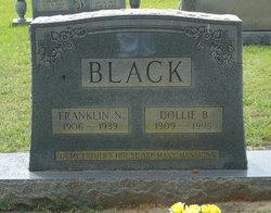 Dollie Love <i>Bumgarner</i> Black