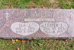 Lester J Cady