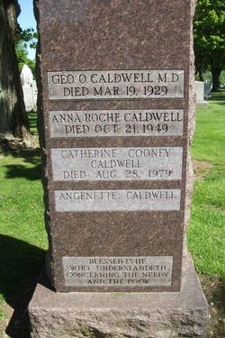 Catherine <i>Cooney</i> Caldwell
