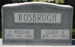 Clara A Rosbrugh