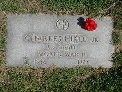 Charles Hikel, Jr.