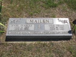 Mary Frances Mailen