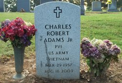 Charles Robert Chuck Adams, Jr