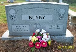 Charles L Busby