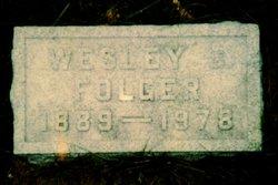 Wesley Gior Folger