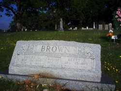 Betty John Shorty <i>(Howell)</i> Brown