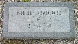 Willie Bradford