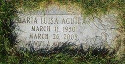 Mrs Marie Luisa Aguilar