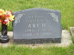 Zephy Josephia <i>Wiltgen</i> Arch
