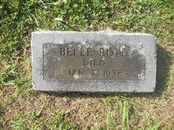 Isabelle Belle <i>Reilly</i> Boyd