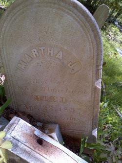 Martha J Blanchard