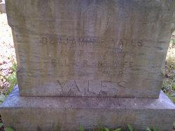 Benjamin F Yates