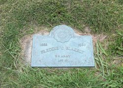 Freddie C Blakely