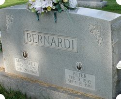 Peter Pete Bernardi