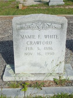 Mamie F. <i>White</i> Crawford