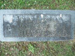John F Breen