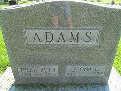 Hilda Ruth Adams