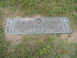 Arnett LaVerne <i>Porstman</i> Allen