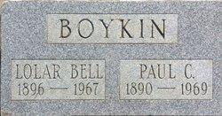 Lolar Bell <i>Bullard</i> Boykin