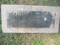 Martin J Clancy