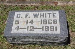 C. F. White