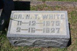 Dr H. T. White